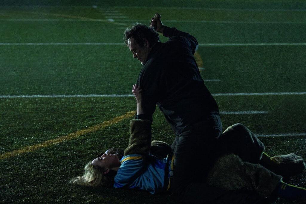 雲斯韋漢及嘉芙蓮紐頓兩大喜劇天王姐仔鬥搞笑又鬥嚇人,表現啜核抵死。