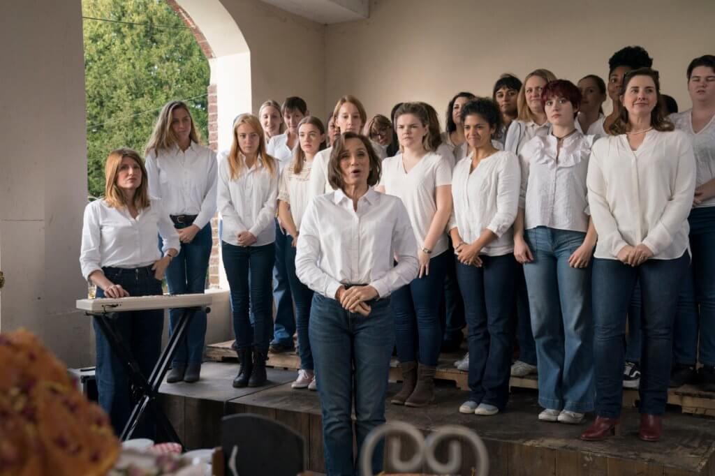 影片描寫靚太軍樂團的成軍經過,她們第一次公開表演失準,並沒因此氣餒。