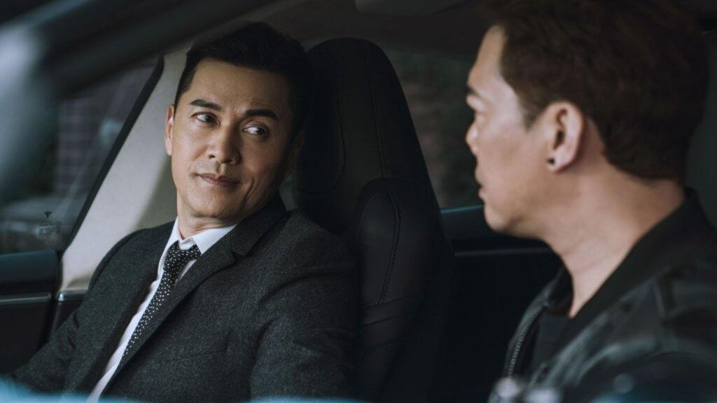 呂良偉是個工作狂,視警局為家,與謝天華打擊犯罪集團。