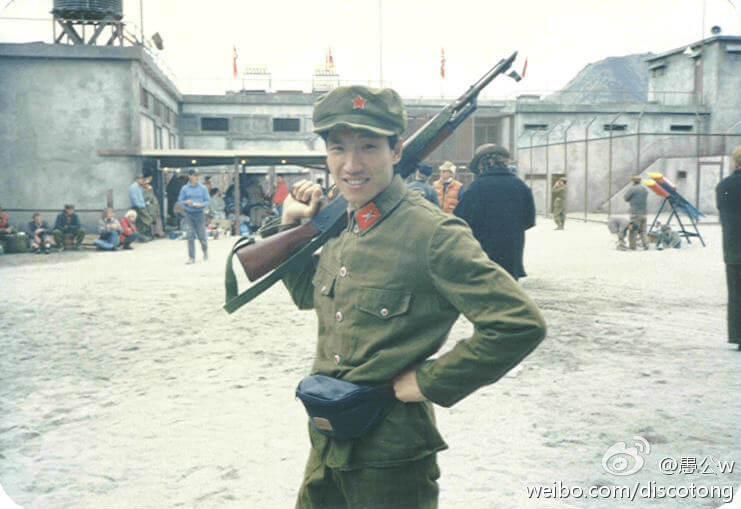 黃煒溏曾經赴紐西蘭參演荷里活電影拍攝,除了擔任龍虎武師,還在戲中飾演韓國士兵。