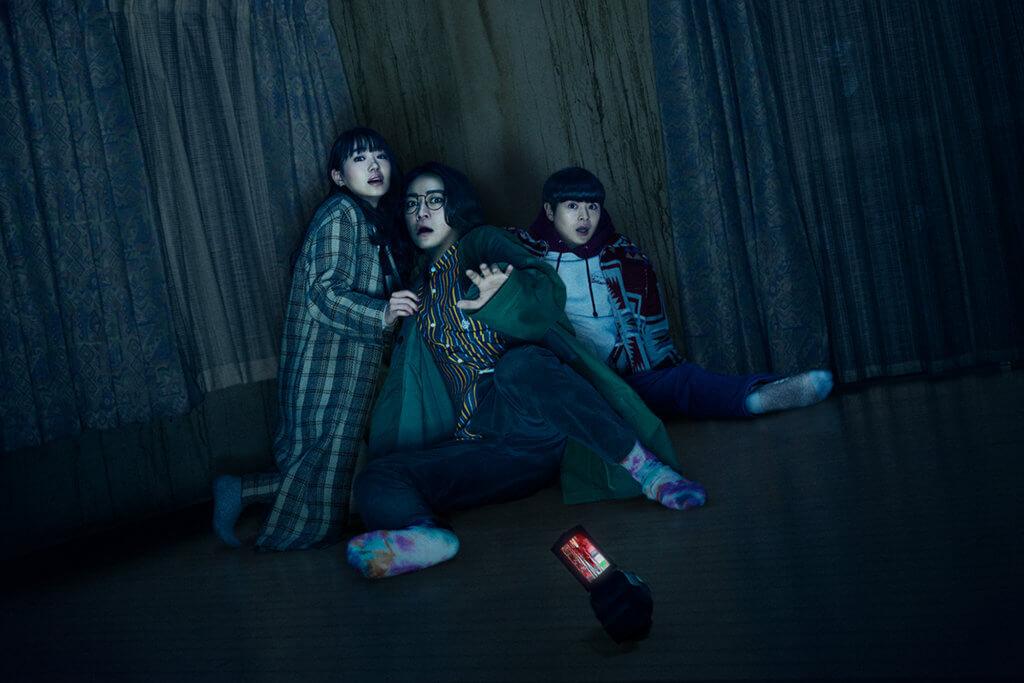 龜梨和也、瀨戶康史及奈緒主演的《入住凶宅請敲門》已成今年日本最賣座的恐怖片