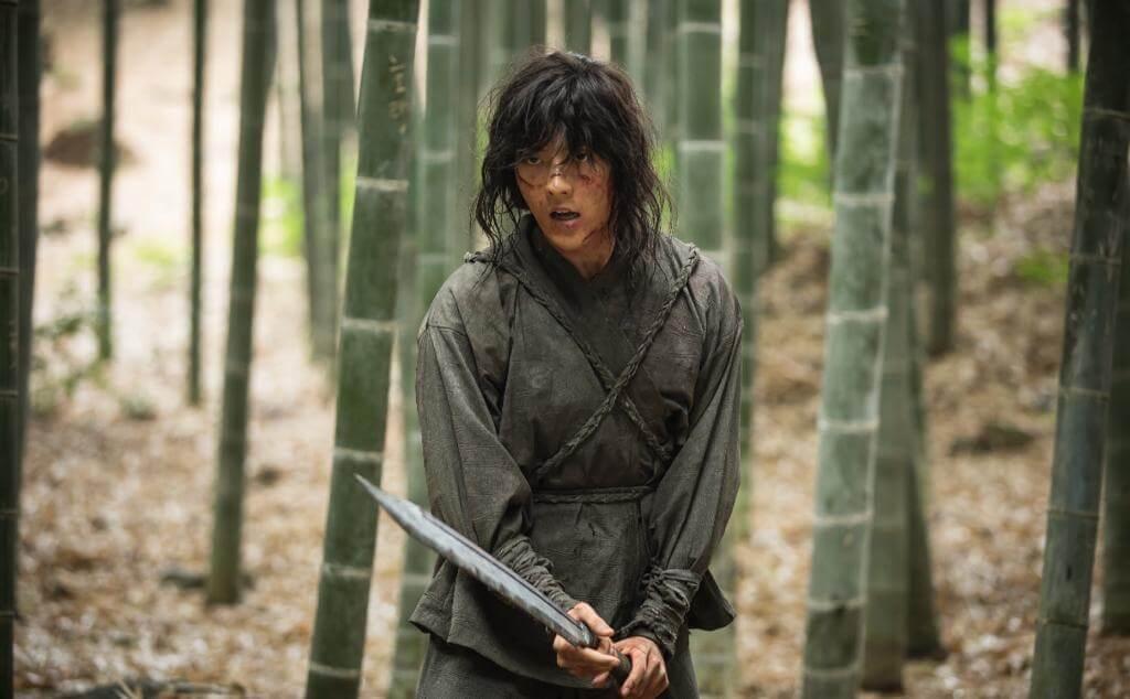 李旼赫首次參演電影,對自己要求極高。