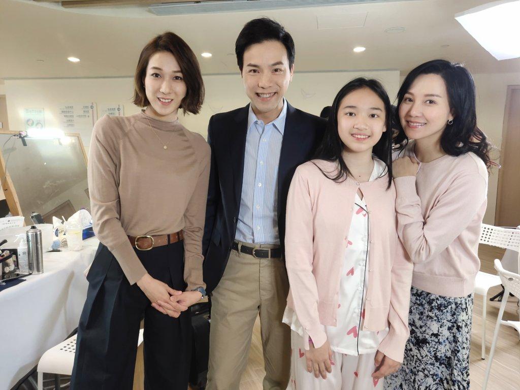 章志文在尚未播出的《兒科醫生》飾演一名病童父親,有很多內心戲。
