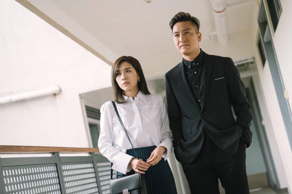 黃智雯在《使徒行者3》飾演患有學者症候羣及亞氏保加症的刑事情報科總督察章紀孜(Madam G),角色富挑戰性。