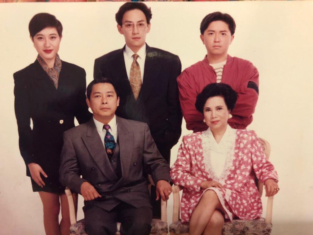 拍完劇集《巨人》後,江榮暉對演戲開竅,成長得很快。