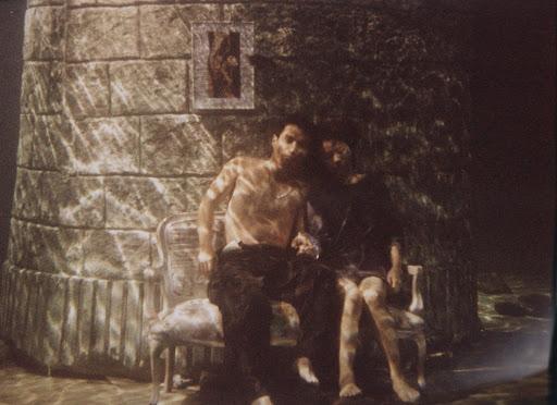 曹在顯早在金基德首部作品《鱷魚》中,已當他的男主角。