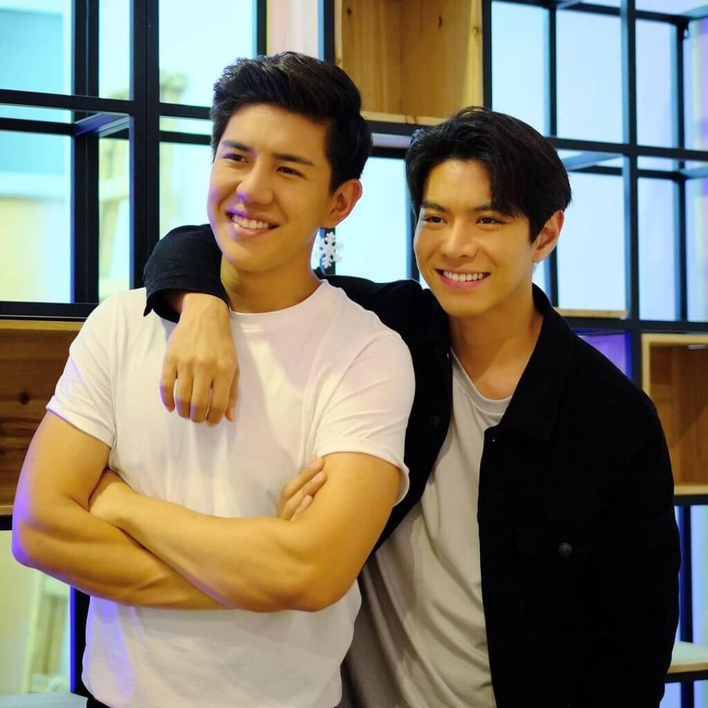 羅天宇和弟弟胡㻗都在TVB努力之中