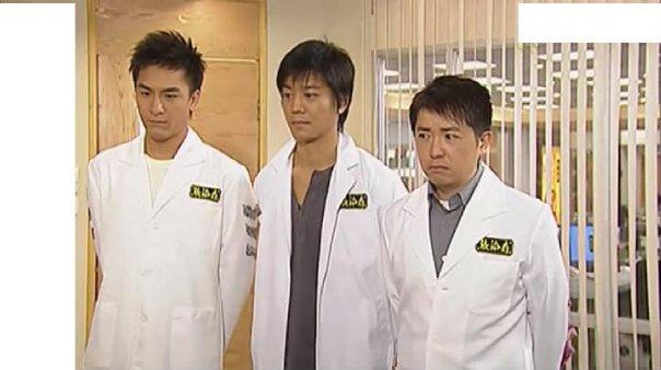 江榮暉重返無綫時,男主角已是馬國明,一切要重新適應。