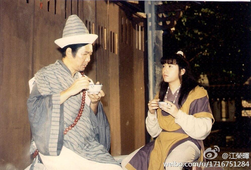 年輕時的他,放棄往外國升學機會,一心打算做演員。