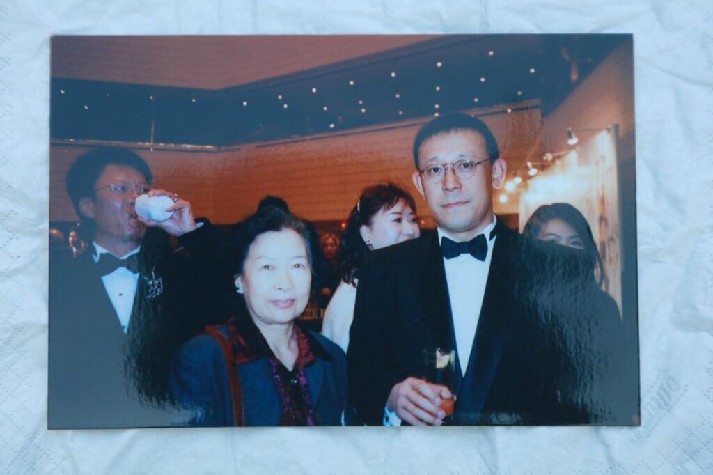 彭美嫦有份拍攝由內地導演姜文投資電影《一場風花雪月的事》,她在戲中飾演尹揚明母親,更有份赴泰國拍外景。