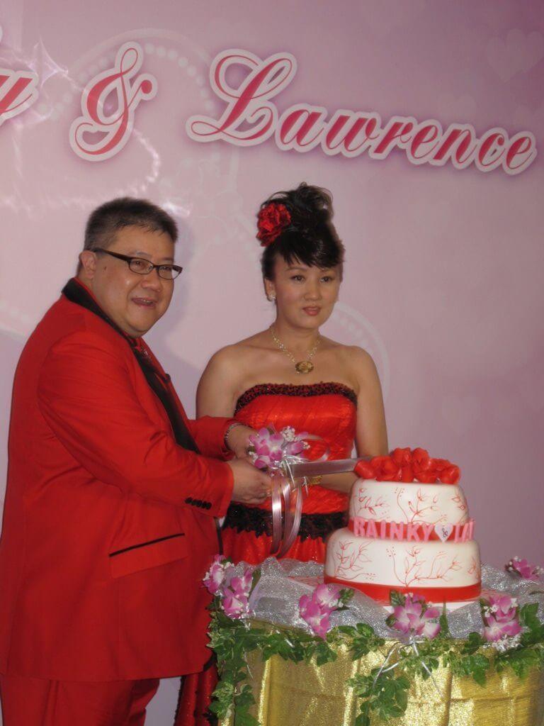 劉錫賢詳談與前妻認識、帶給父親見面、到離婚的經過。