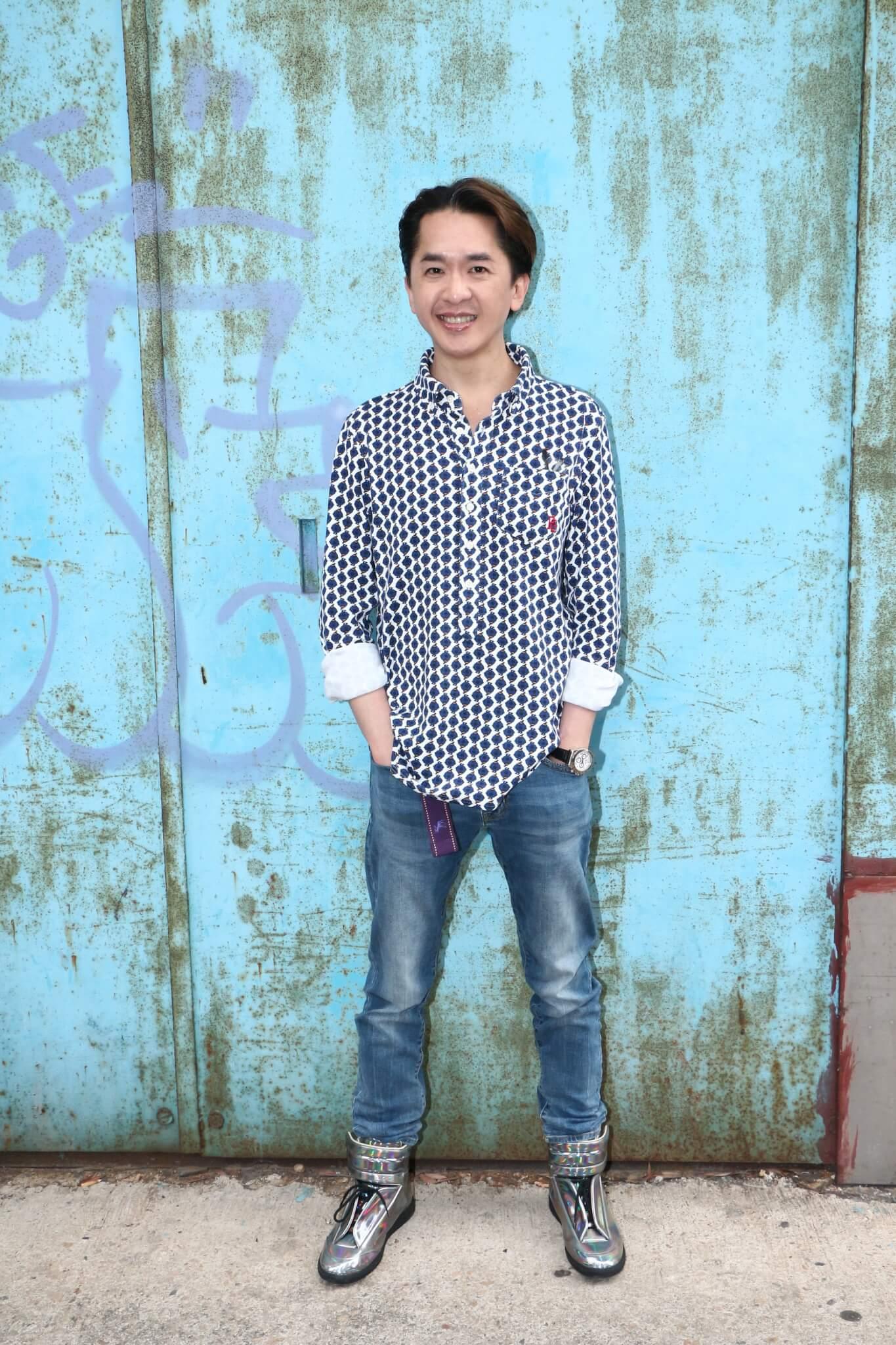 阮兆祥形容鄧兆尊是「藥王」,每次跟他出埠都很安心。