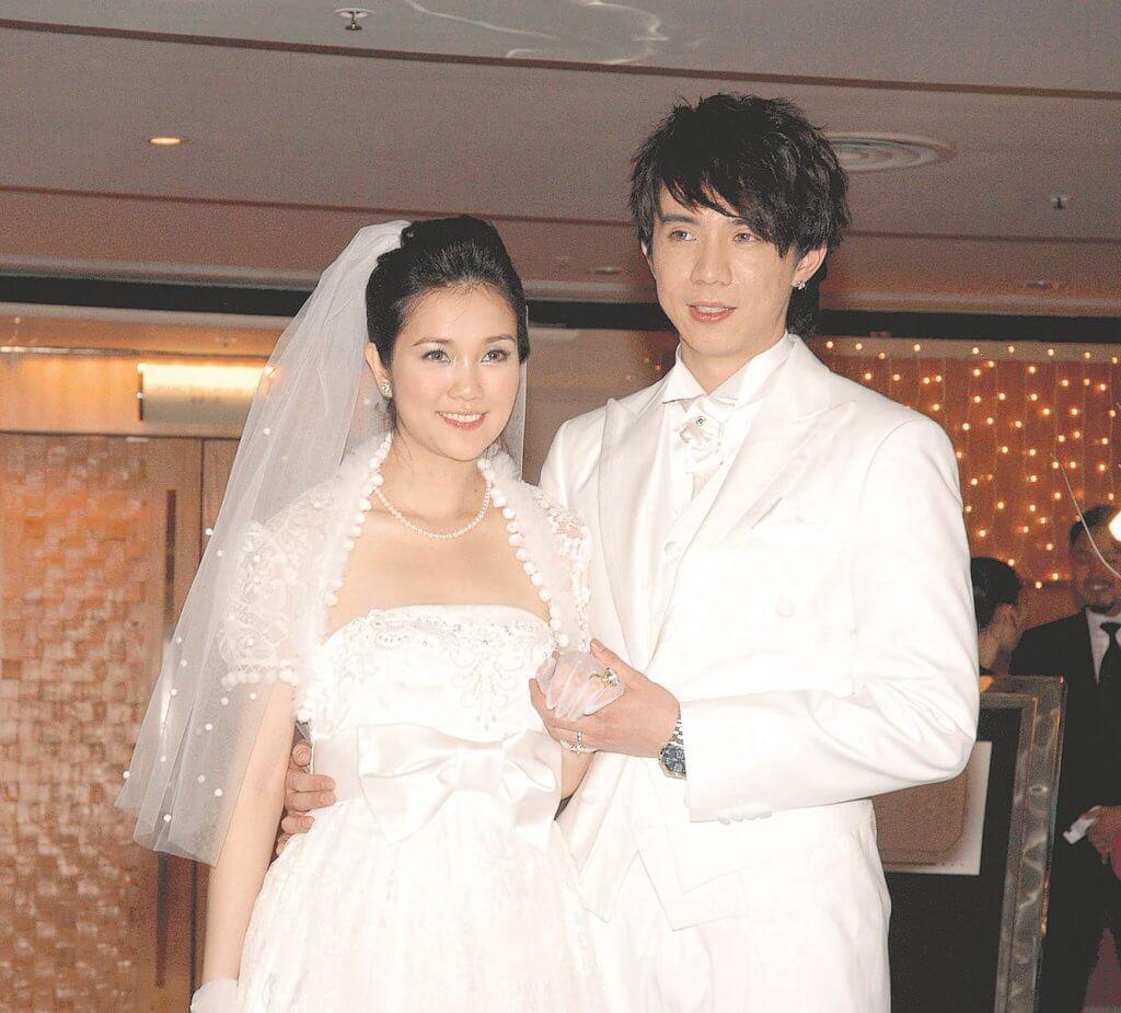 ○七年張繼聰和謝安琪兩位加入樂壇只有幾年的歌手結婚生B,惹起不少談論。