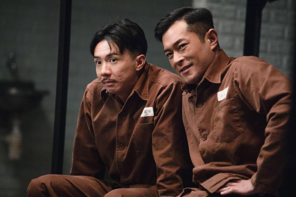 古天樂、張繼聰在電影《犯罪現場》中合作過,今年張繼聰簽約古天樂的公司旗下。