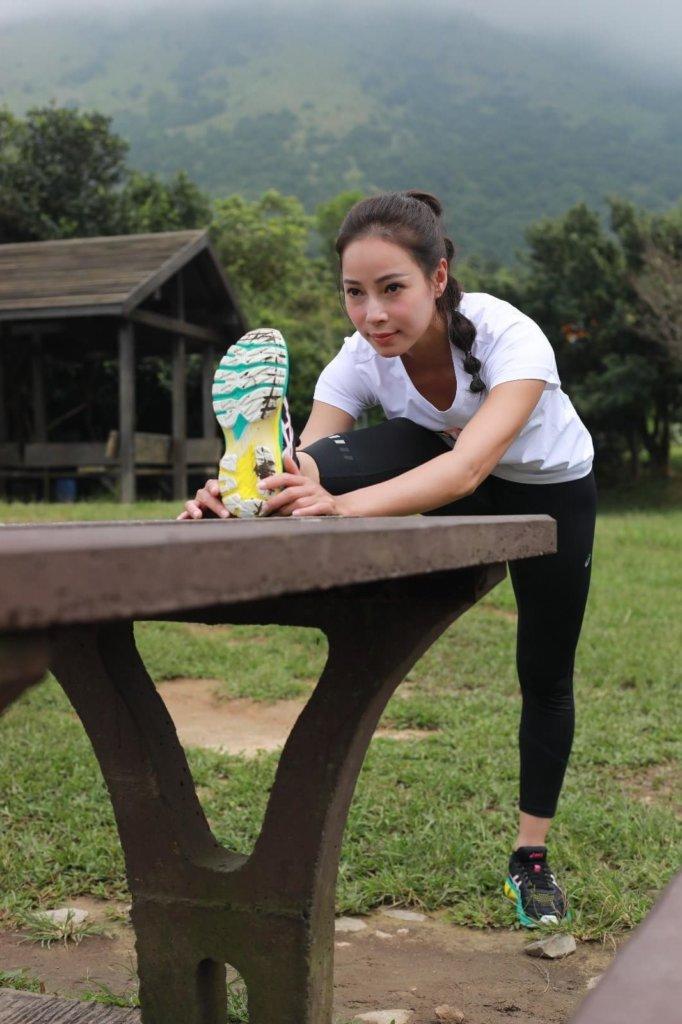 Hidy會嚴選跑山裝備,跑鞋的抓地力功能較佳。