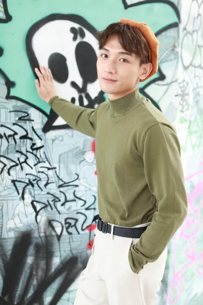 王智騫十六歲入行拍廣告,被封為新一代萬寧哥哥。