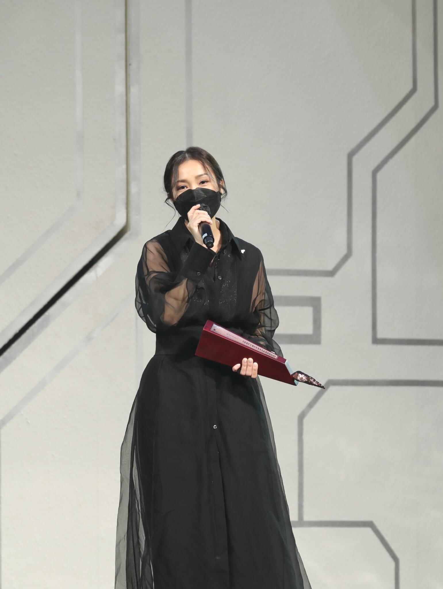 叱咤樂壇女歌手銅獎:謝安琪