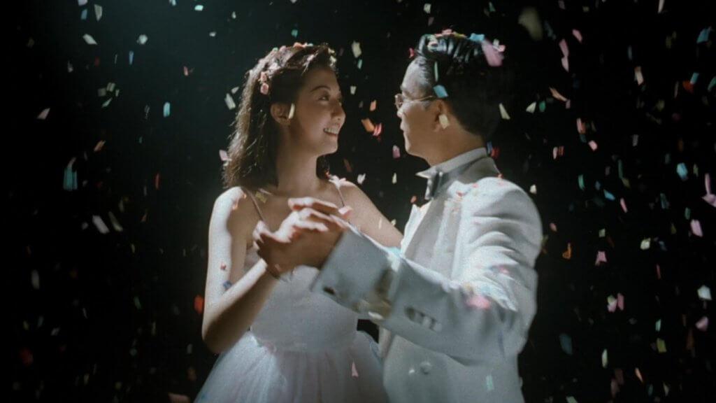 吳綺莉在電影《南海十三郎》中飾演上海的千金小姐莉莉,在舞會上認識了由謝君豪飾演的江太史十三子。
