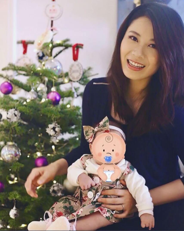 小糯米出生兩個月,卻長得似6個月,讓媽媽Robynn幫她換衫換牀。