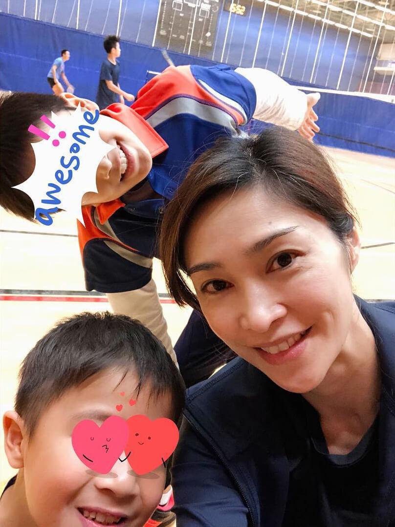 盧淑儀分別於2007年及2010年誕下兒子李立仁、李力司。