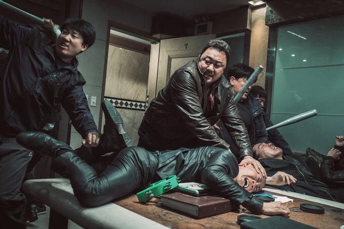 《犯罪都市》在一七年上映,成為當時票房黑馬,動作場面密集,拳拳到肉。