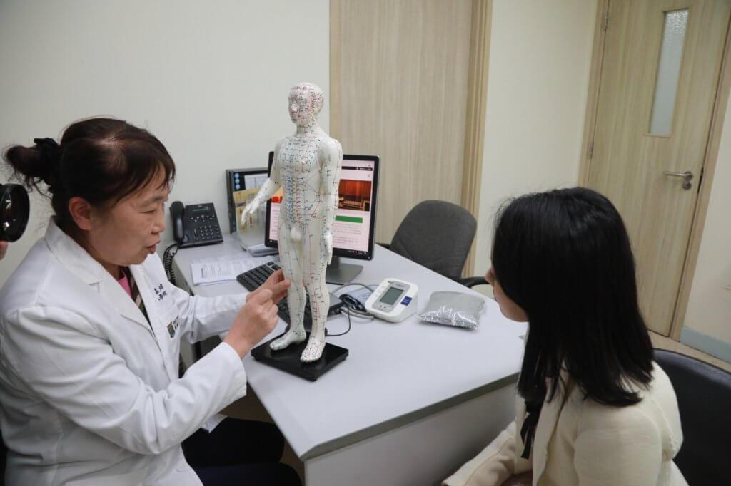中醫從內至外治療荷爾蒙失調的問題。