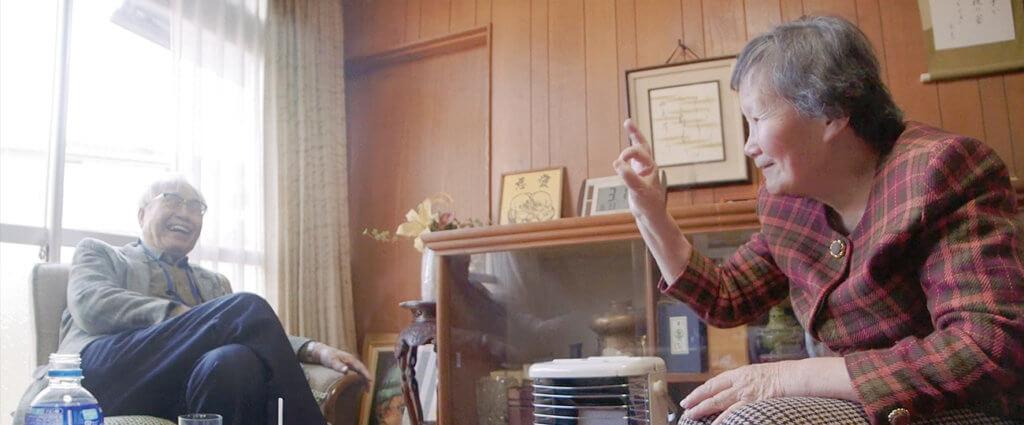 紀錄片《精神0》拍攝退休精神科醫生夫婦生活,關注日本社會老年化問題。