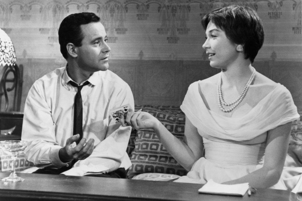 《桃色公寓》嘲諷紐約職場,被視為影壇經典。