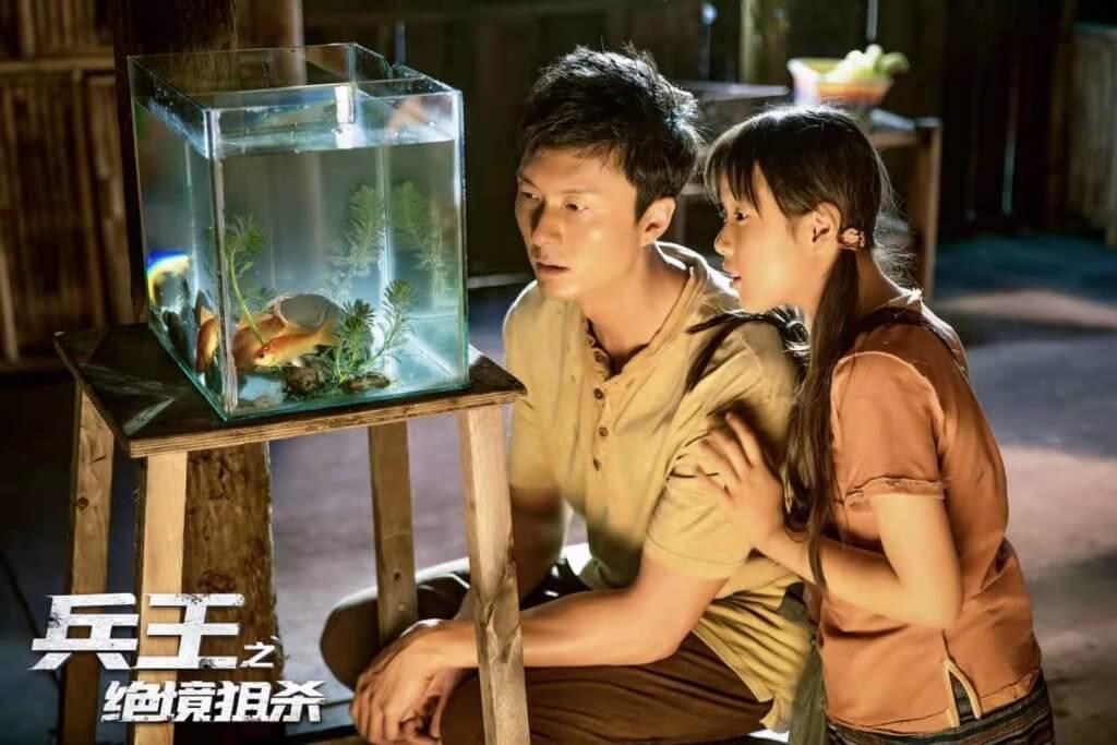 拍攝電影《兵王之絕境狙殺》,跟內地團隊合作愉快,王浩信也說希望今年再有機會到內地工作。
