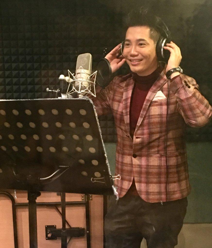 黃建東一向有作曲填詞,他希望今年做樂壇新人,推出新歌。