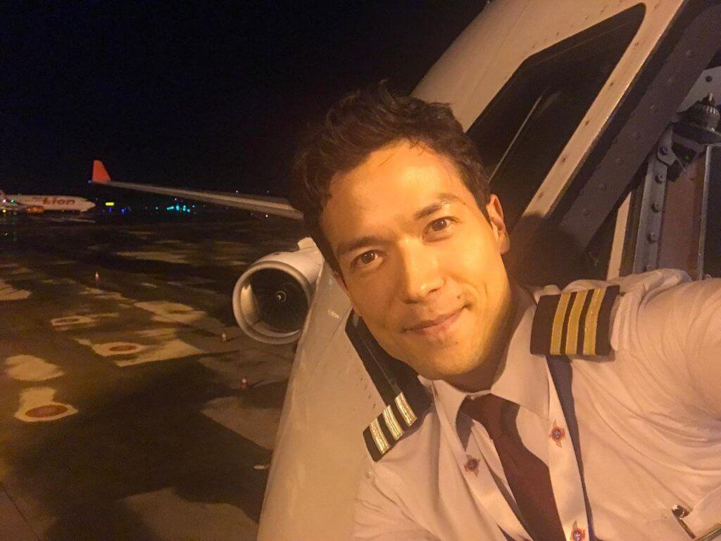 麥大力說就算將來有航空公司再找他,他可能都會選擇做演藝行業,「已經飛了很多年,現在是時候準備發展另一事業。」