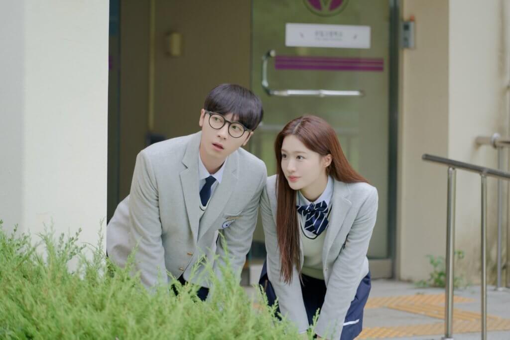 趙慧珠被男同學暗戀,但她卻暗戀體育老師。
