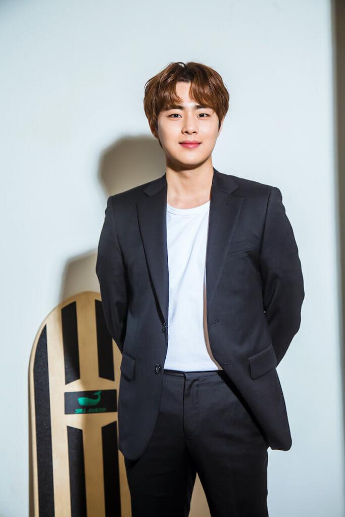 趙炳圭雖然年紀輕輕,但連同在校演出已積累超過十年演戲經驗。