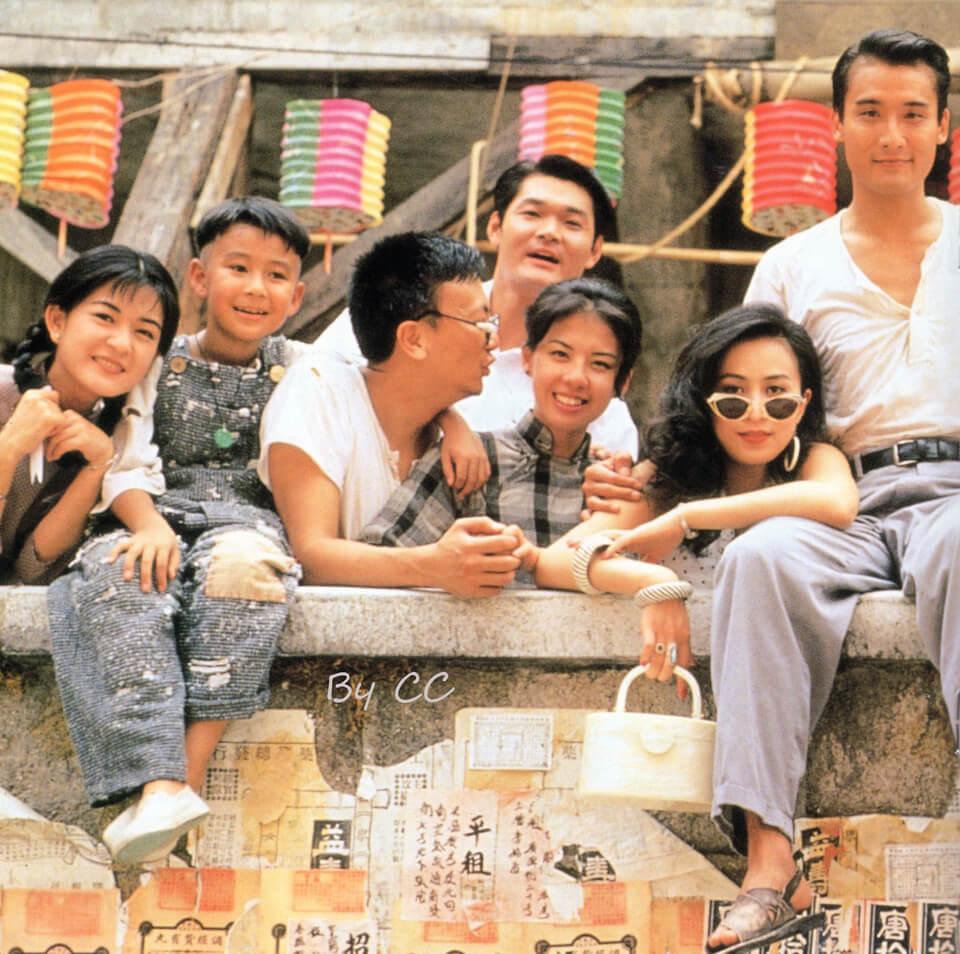 在電影《新難兄難弟》飾演張活游,與梁家輝及劉嘉玲合作。