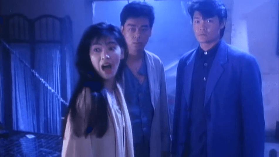 第一次當男主角是電影《七月十四》,與劉青雲合作。