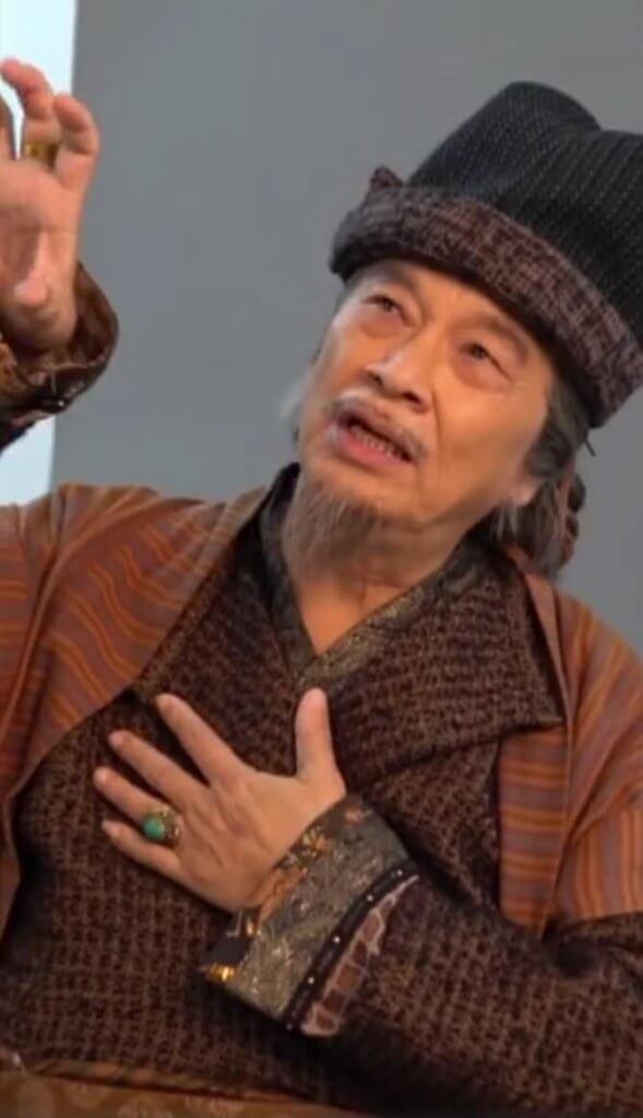 早前他在內地拍《少林寺之得寶傳奇》海報時,突然心臟不適,當刻仍未知患上癌症。