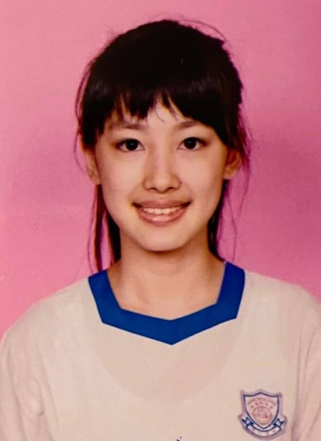 蔣家旻在讀書時代考慮做芭蕾舞蹈員或演員,結果選了演員。