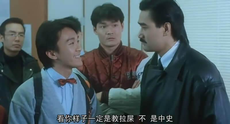 周文健與周星馳拍攝《逃學威龍2》後,令內地觀眾對他加深認識。