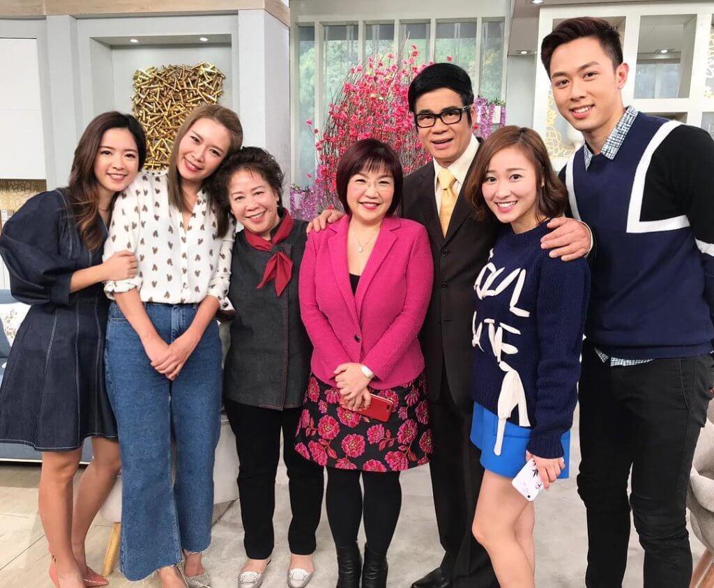 黃美棋回到TVB後主要做主持,其中負責《流行都市》等節目。