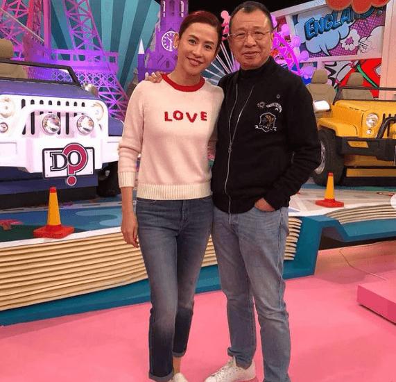 許紹雄與宣萱合作過很多次,彼此很有默契。