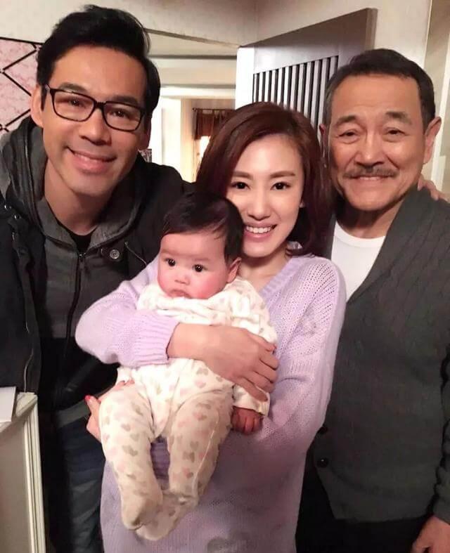 蔣家旻在《愛‧回家》中的角色馬子妮相當入屋,她和劉丹、徐榮及女兒包包亦合作得很開心。