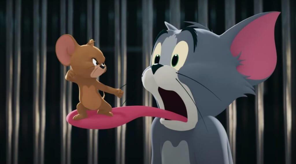 童年經典動畫《Tom & Jerry》拍成半真人版電影《Tom & Jerry大電影》