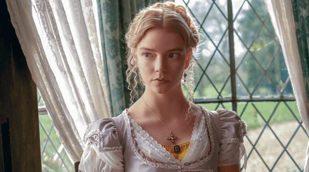 安雅憑《Emma:上流貴族》入圍喜劇組影后,當初她卻嫌自己不美而患上焦慮症。
