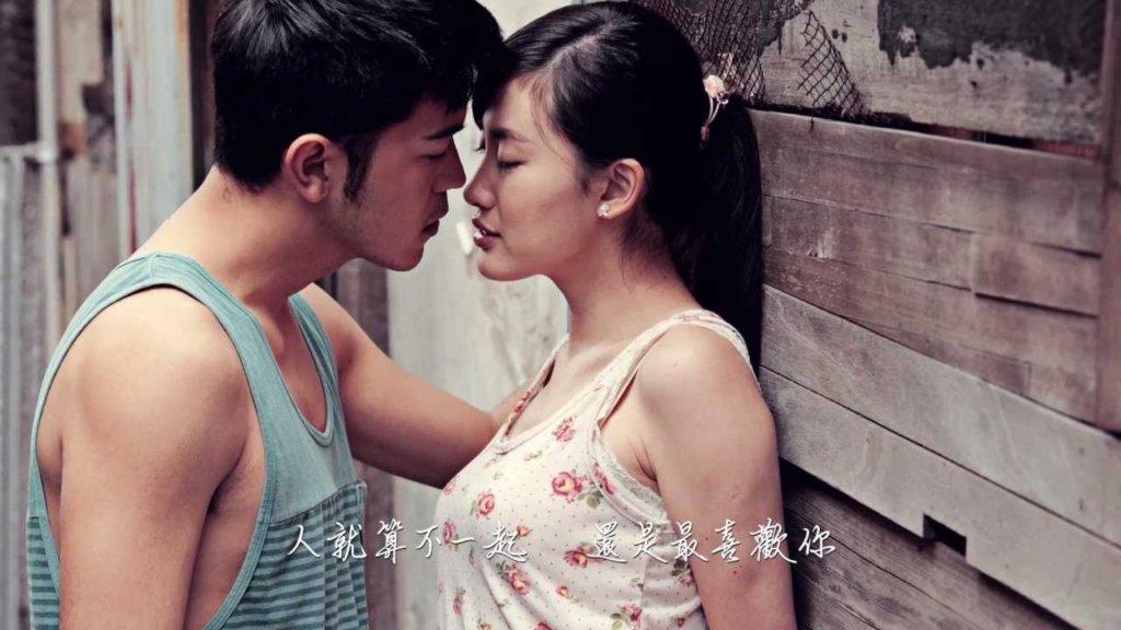 蔣家旻憑與馬志威合演的電影《第一次不是你》入圍電影金像獎最佳新演員