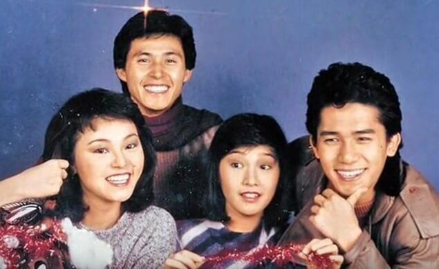 《430穿梭機》的機長哥哥張國強、譚玉瑛、梁朝偉和區艷蓮,留給很多小朋友美好回憶。