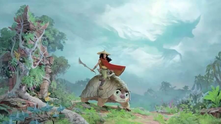 迪士尼新片《魔龍王國》,由《魔雪奇緣》班底帶觀眾闖入全新奇幻國度。
