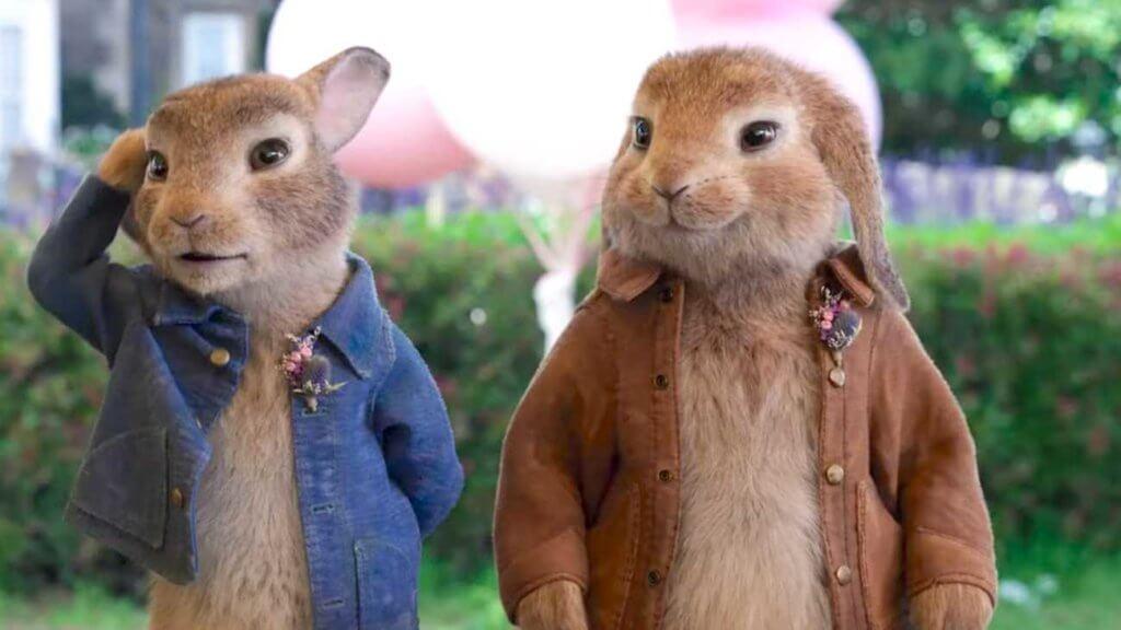 《比得兔2:走佬日記》一班可愛小動物決定一齊闖蕩江湖