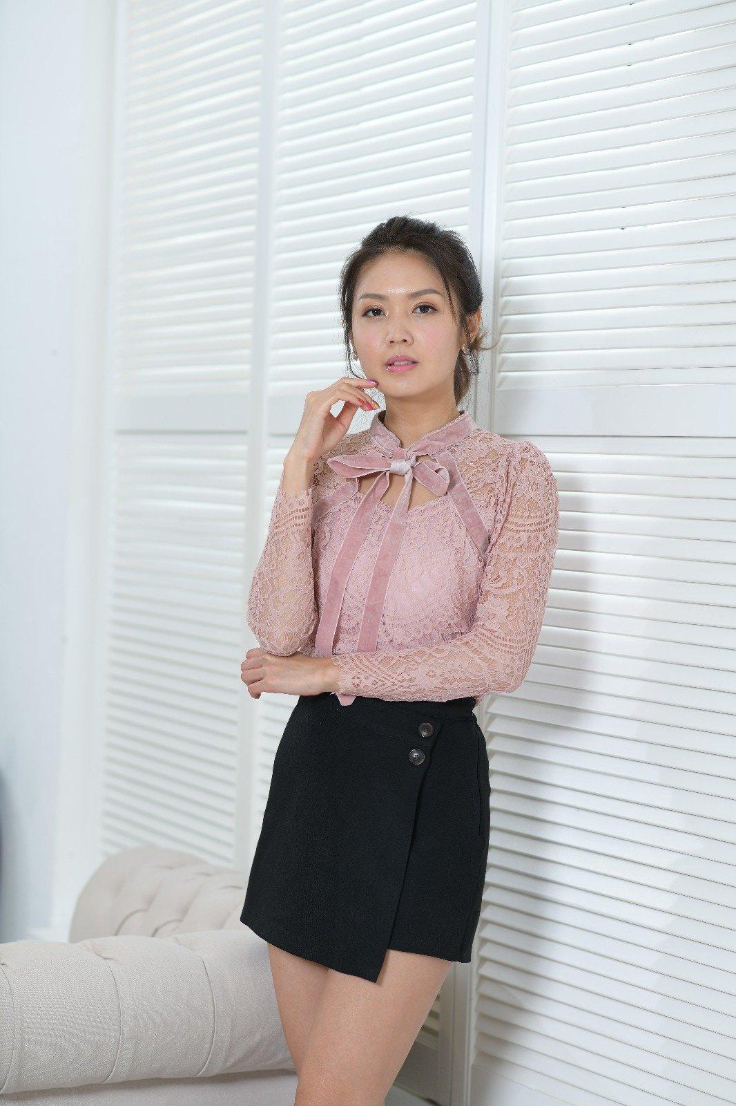陳庭欣入行以來曾被網民批評,幸好性格樂觀,令她度過逆境。