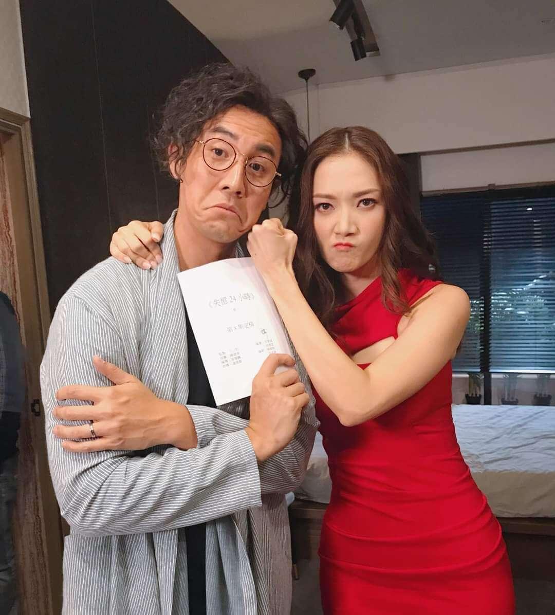 王君馨在《失憶24小時》飾演譚俊彥老婆,經常因為小事而家嘈屋閉。