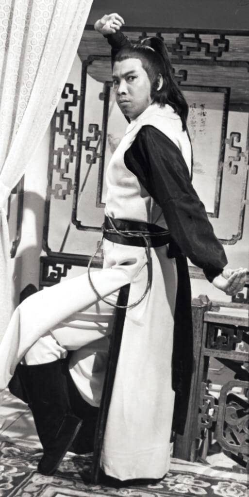 吳孟達在《楚留香》飾演胡鐵花,為他打響知名度。